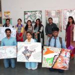 Poster competition held at BBDNITM