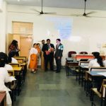 Guest Lecture Organized by Department of Management, BBDNITM