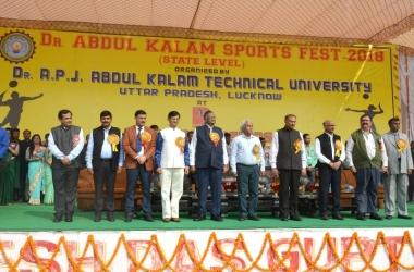 AKTU State Level Sports Fest 2018-19 – organized at BBDNITM